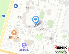 Компания КВадротека на карте города