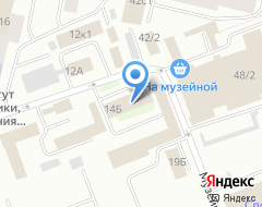 Компания ИНТЕРТЕХТОРГ на карте города