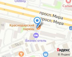 Компания ЕНДС-ХМАО на карте города