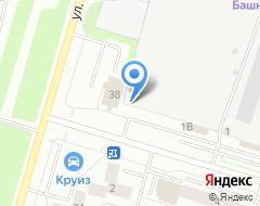 Компания Авто-Легенда торгово-сервисная компания на карте города