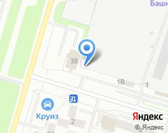Компания VIPAUTO на карте города