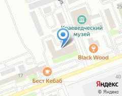 Компания Тензор на карте города