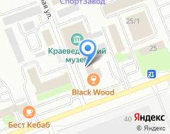 Компания Москва-БУ-Сургут на карте города