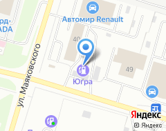 Компания Sid Alarm на карте города