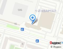 Компания Mobil1 Сибкар Сервис на карте города