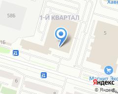 Компания Сибкар БМ на карте города