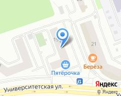 Компания Адвокатский кабинет Аврамкина Д.А. на карте города