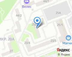 Компания Югра Смарт Сервис на карте города
