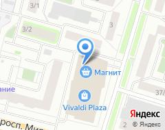 Компания БИ-БИ-КА на карте города