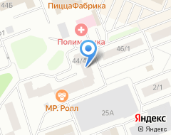 Компания РОСФИНКОНСАЛТИНГ на карте города
