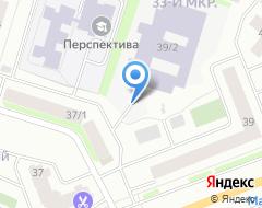 Компания Автостоянка на ул. 30 лет Победы на карте города
