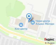 Компания АвтосервисКом на карте города