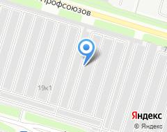 Компания ГазЦентр на карте города