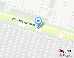 Компания Just-avto на карте города