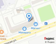 Компания ЛОМБАРД ГОЛД на карте города