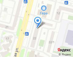 Компания РОСЭНЕРГО на карте города