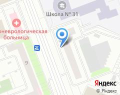 Компания Югорская Правовая Служба на карте города