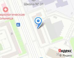 Компания Ваш Компаньон на карте города