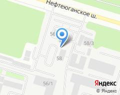 Компания СВ-ТРЕЙДСЕВЕР на карте города