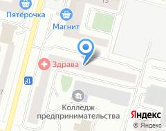 Компания Западно-Сибирский аудит на карте города