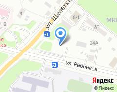 Компания СтартServis на карте города