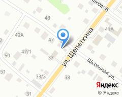 Компания Сургутэнерго на карте города