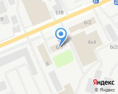Компания Норд-Сервис на карте города