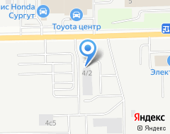 Компания ЭЦП86.РФ на карте города