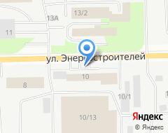 Компания Тюменьэнергоавтотранс на карте города