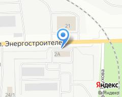 Компания РЕГИОНТЕХЭКСПЕРТ на карте города