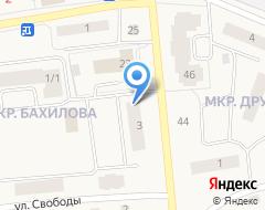 Компания Свияга 3 на карте города