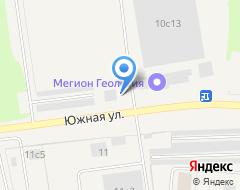 Компания КРАШ на карте города