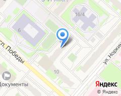 Компания Банк Югра, ПАО на карте города