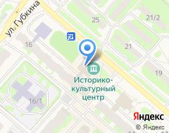 Компания СКБ-банк на карте города