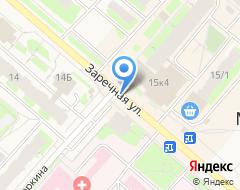 Компания Меховой салон ЭЛИТА - шубы на карте города
