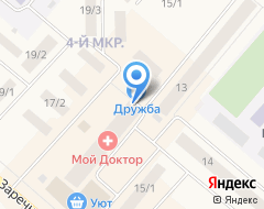 Компания Дебют на карте города