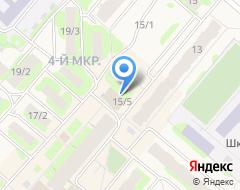 Компания Центрофинанс Групп на карте города