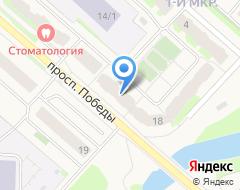 Компания Русский трикотаж на карте города
