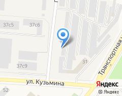 Компания Росич на карте города