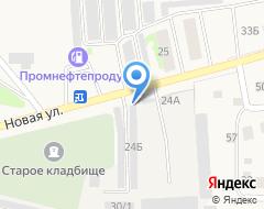 Компания Магазин автозапчастей для грузовых автомобилей на карте города