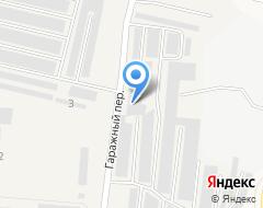 Компания Сибавтосервис на карте города