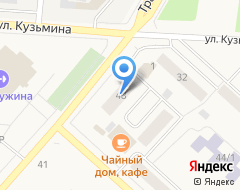 Компания МаксиАвто на карте города