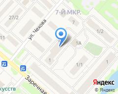 Компания Бизнес-Консалт на карте города