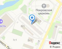 Компания НижневартовскЭНЕРГОГАРАНТ на карте города