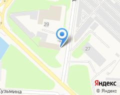 Компания Банкомат, Ханты-Мансийский банк Открытие, ПАО на карте города