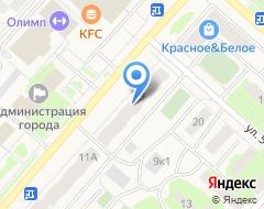 Компания Славнефть-торг на карте города