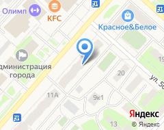 Компания Нотариусы Кречетова Л.Г. и Штейникова Е.В на карте города