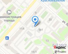 Компания Кондитерская фабрика на карте города