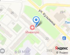 Компания ЖЭУ-10 на карте города