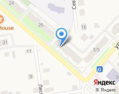 Компания Qiwi на карте города